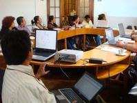 taller CEPES en Peru